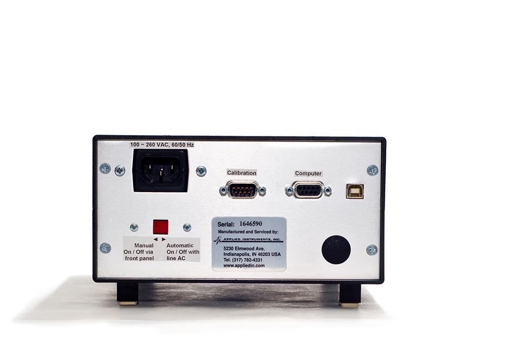 Applied Instruments Ns 3 Desktop Or Rackmount Broadband